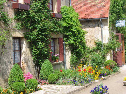 Cher f d ration fran aise de cyclotourisme ffct for Apremont sur allier jardin