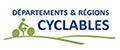departements et regions cyclables