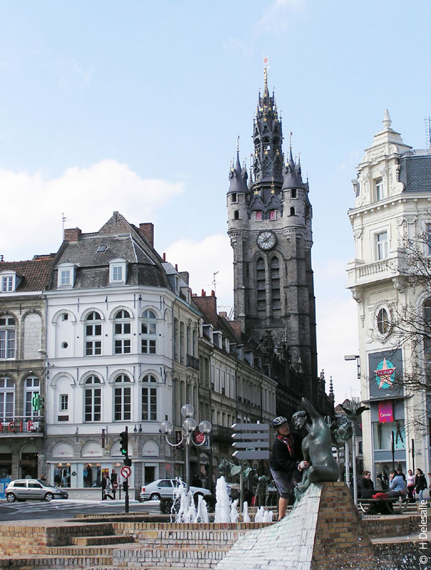 Les plus beaux sites de france en nord - Piscine douai ...