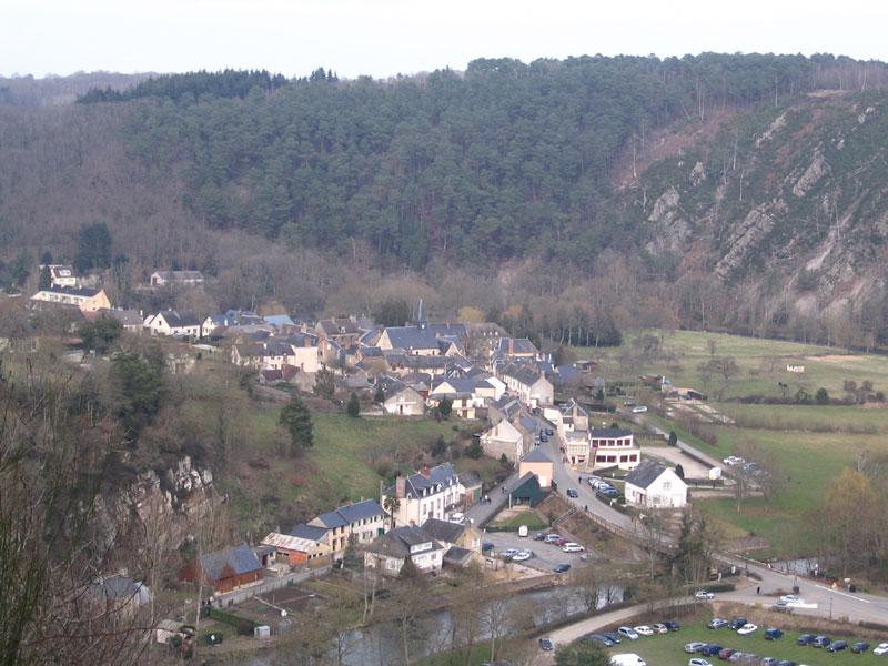 Les plus beaux sites de France en Sarthe # Canoe St Leonard Des Bois