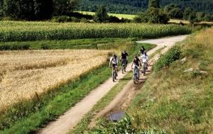 """<p>Située à la croisée de quatre départements (Puy-de-Dôme, Loire, Haute-Loire et Allier), au coeur des monts du Forez, ce village est le terrain de prédilection pour traquer de grands espaces et pour celui qui préfère les balades en sous-bois. C'est également un endroit privilégié ......</p><div class=""""more""""><a href=""""https://ffvelo.fr/randonner-a-velo/vtt/bases-vtt/loire/vvf-villages-saint-jean-la-vetre/"""" target=""""_blank"""" title=""""VVF Villages de Saint-Jean-la-Vêtre"""" >Lire la suite</a></div>"""