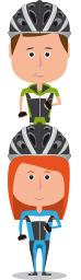gamins-cyclo