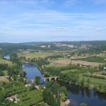La Dordogne a Domme