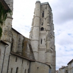 Le clocher de Lectoure
