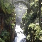 cascade de Pont Espagne