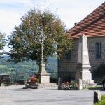 St-Georges-Nigremont place centrale