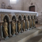 autel eglise Benevent Abbaye