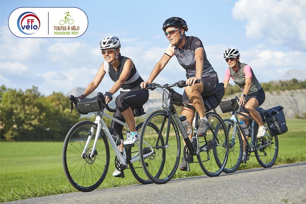 Toutes à vélo - Toulouse 2021