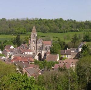 Saint-Seine-l-Abbaye