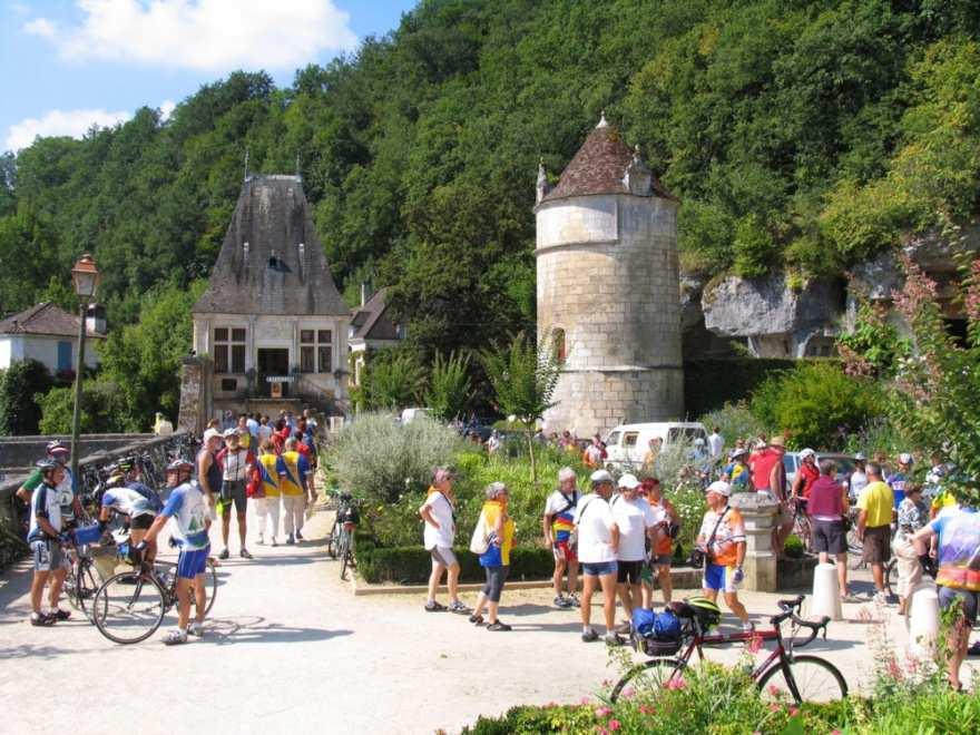 Brantôme, BPF de Dordogne, Province de Guyenne (c) J-L. Rougier