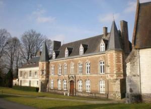 Argoules, le château ...