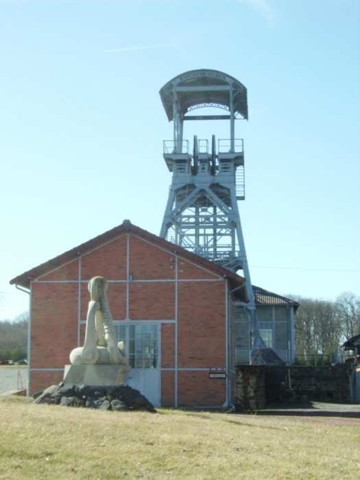 La Machine, ancienne cité minière (c) P Forestier