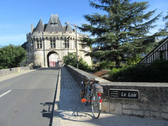 La Porte St-Georges à Vendôme