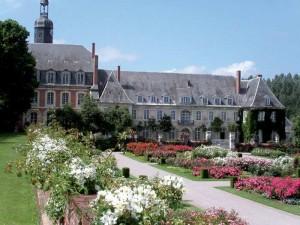 l'Abbaye de Valloires.