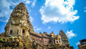 """<p>Au départ de Saigon, Vietnam, vous traverserez le delta du Mékong dont la végétation luxuriante est surprenante. Vous longerez la côte du golfe de Thaïlande pour arriver « au pays du so ......</p><div class=""""more""""><a href=""""https://ffvelo.fr/randonner-a-velo/ou-quand-pratiquer/sejours-et-voyages/cambodge-2/"""" target=""""_blank"""" title=""""Cambodge"""" >Lire la suite</a></div>"""