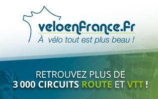 La randonnée vélo en France