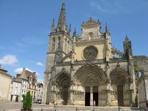 Bazas, la cathédrale