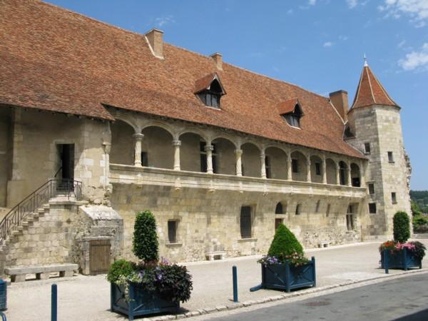 Nérac, le château d'Albret