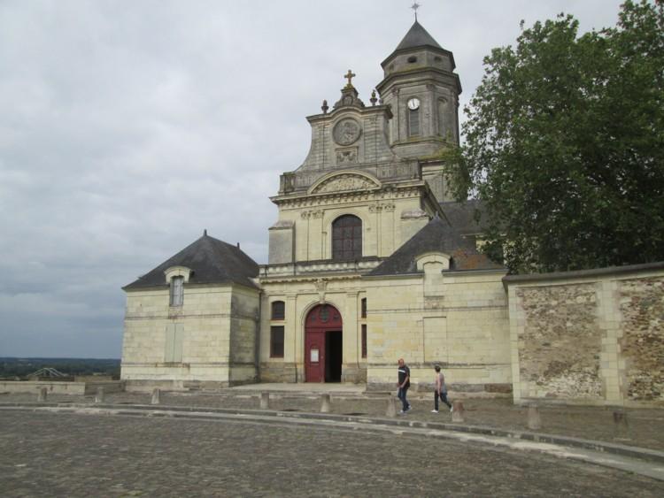 L'église abbatiale de St-Florent-le-Vieil