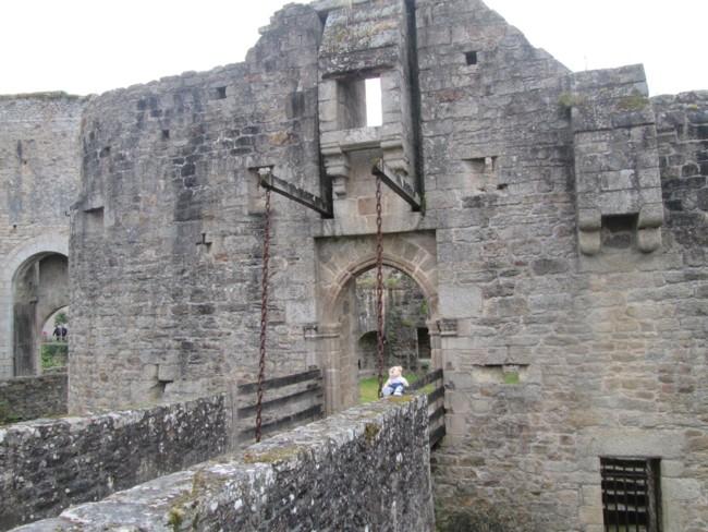 Clisson : le château