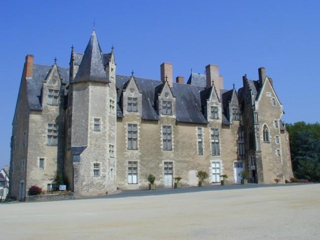Baugé : le château