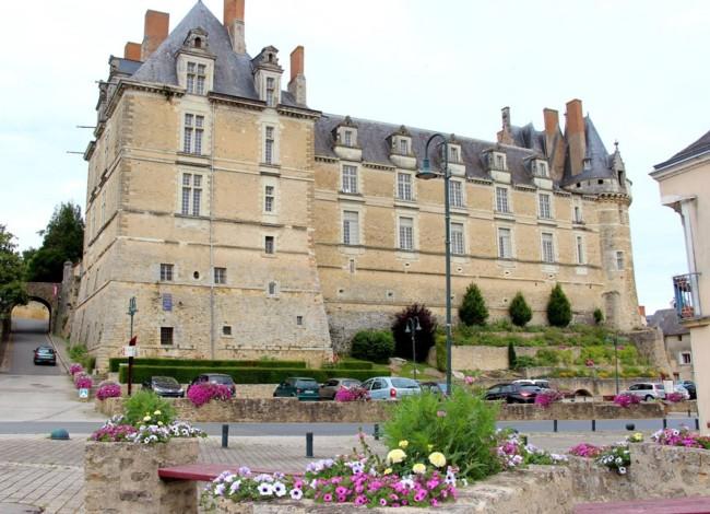 Le château de Durtal