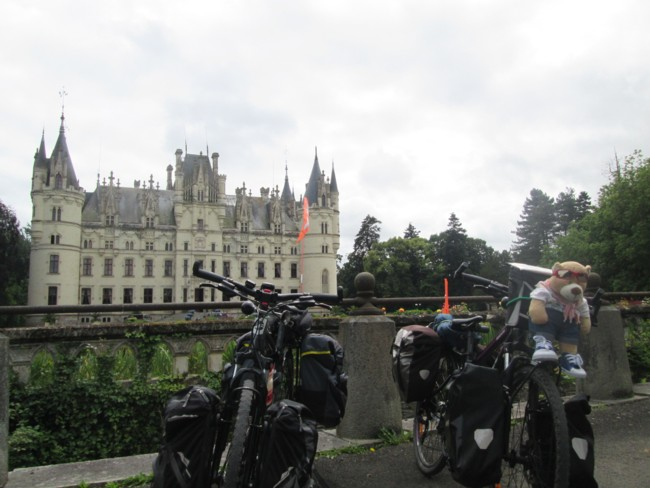 Le château de Challain-la-Potherie