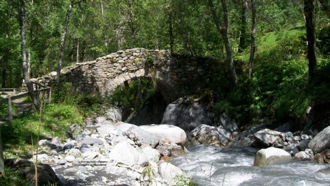 Le pont des Oulles