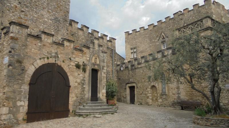 La Roque-sur-Cèze, BPF 30, province du Languedoc
