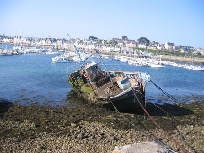 Le port (c) M. Roy