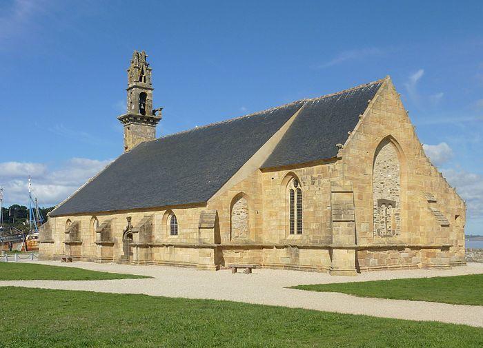 La chapelle Notre-Dame de Rocamadour