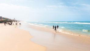 """<p>Aventure en Casamance. Venez découvrir ce circuit avec ses petites routes tranquilles, ses plages de sable blanc bordées de cocotiers et son climat unique en hiver. Petite perle du bout ......</p><div class=""""more""""><a href=""""https://ffvelo.fr/randonner-a-velo/ou-quand-pratiquer/sejours-et-voyages/senegal/"""" target=""""_blank"""" title=""""Sénégal"""" >Lire la suite</a></div>"""