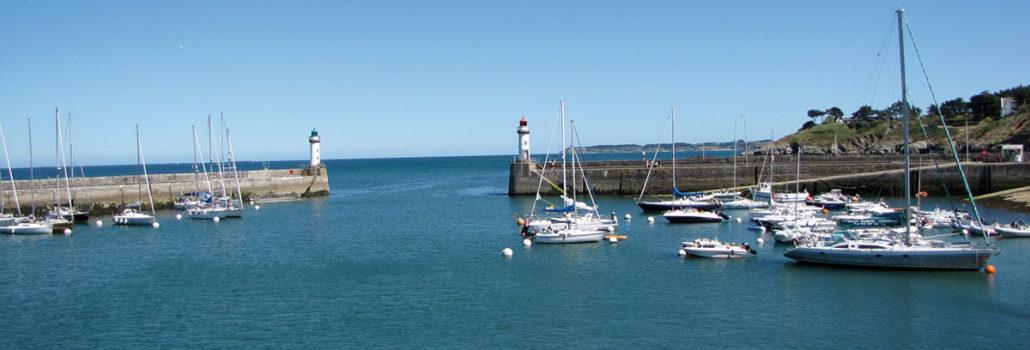 Autour de la petite mer - Morbihan