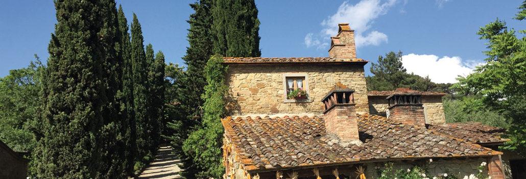 Les charmes de la Toscane