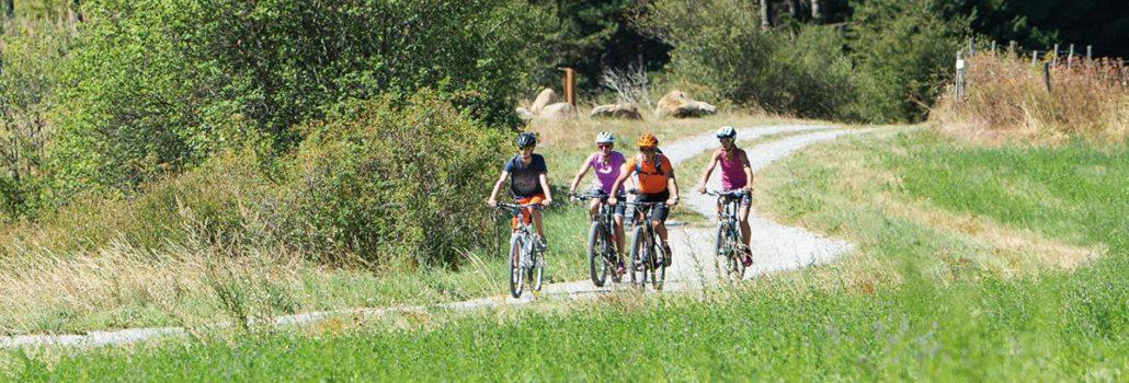 VTT Roc'N Ride des monts d'Auvergne