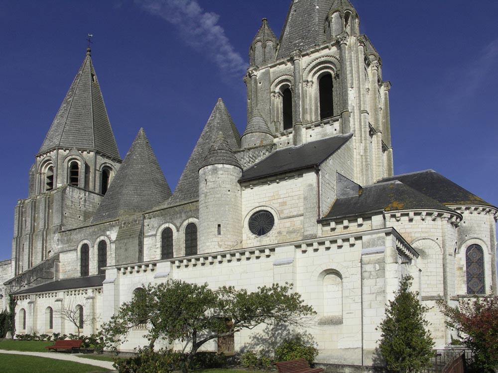 La Cathédrale St-Ours.