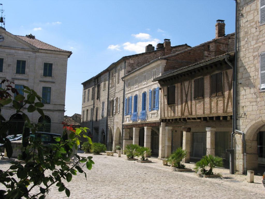 Montpezat-de-Quercy © J-L. Rougier