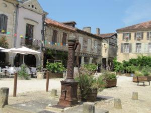 Labastide-d'Armagnac.