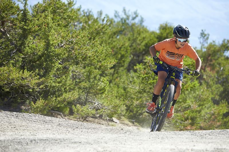 Le cyclotourisme : apprendre à être autonome