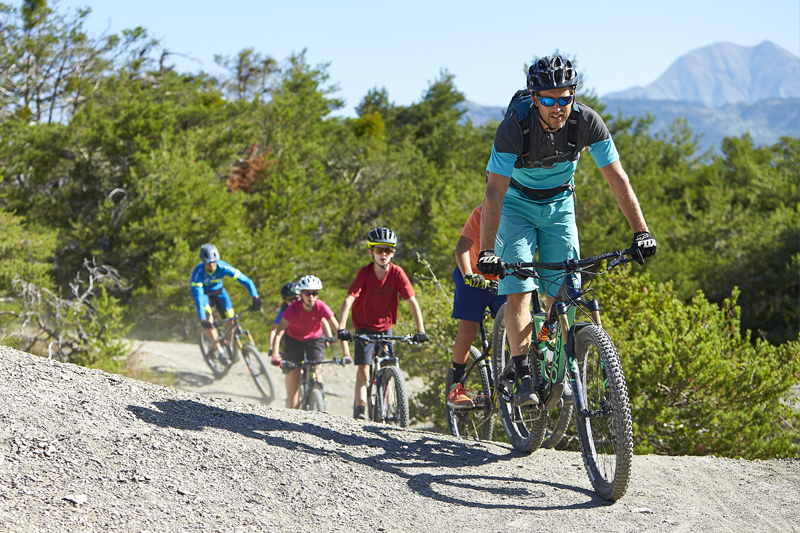 École française de vélo : un accueil formidable pour les jeunes !