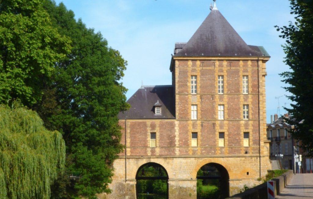 Charleville-Mézières, le Musée Rimbaud. © H. Dunan