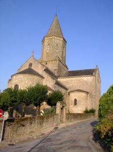 L'église Ste-Thyrse © G. Gourmelen
