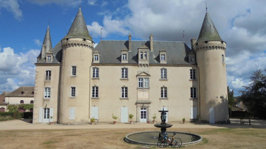 Château de Nexon, BPF 87, Province du Limousin © R. Baldellon