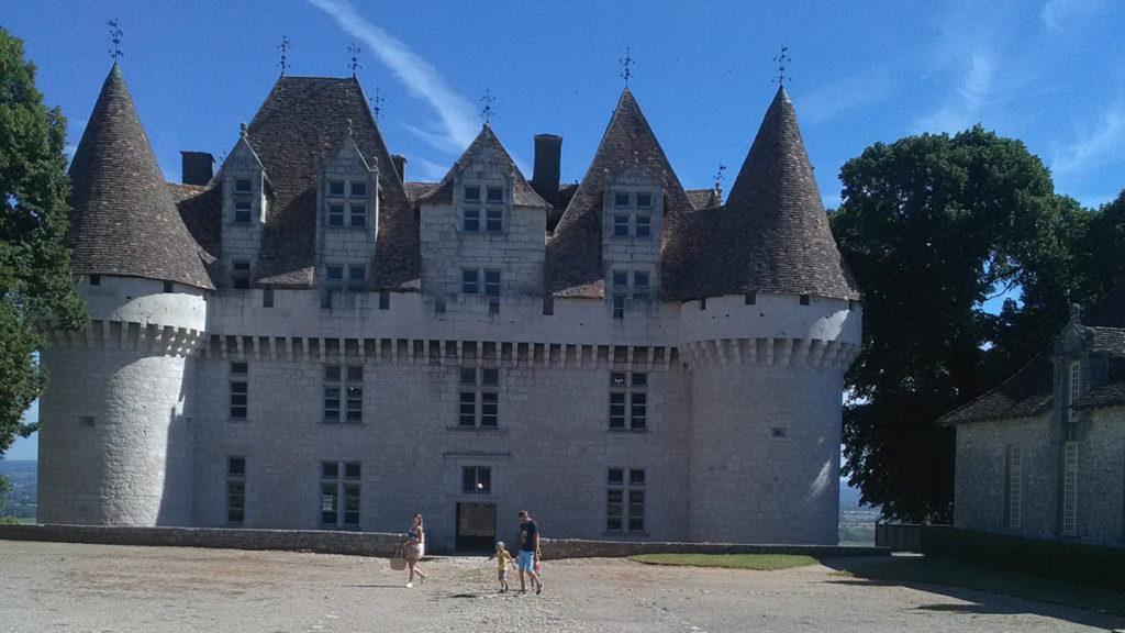 Château de Monbazillac © F. Mouézy