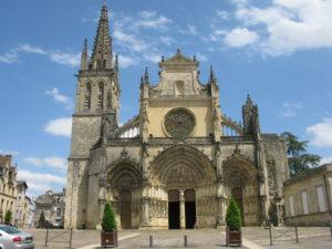 La cathédrale de Bazas, BPF 33, Province de Guyenne © J-L. Rougier.