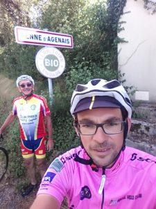 François MOUEZY & Denis REHEL, Cyclo Club Mayennais