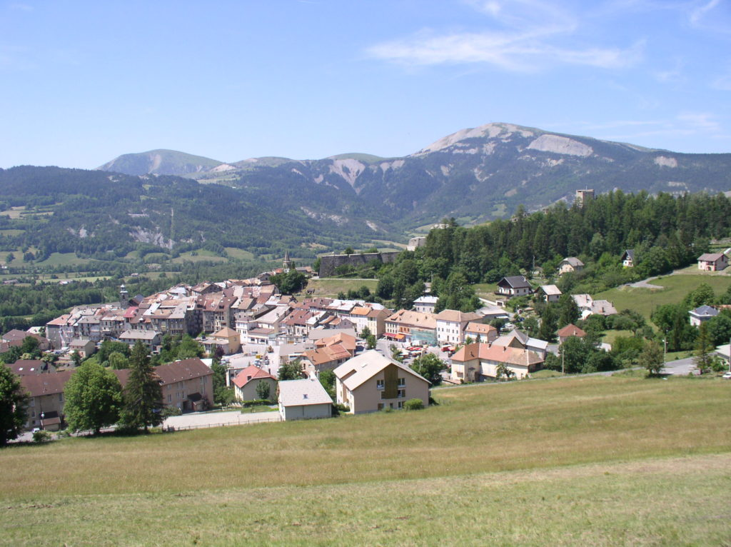 Seyne-les-Alpes, BPF 04, Provence © G.Gourmelen