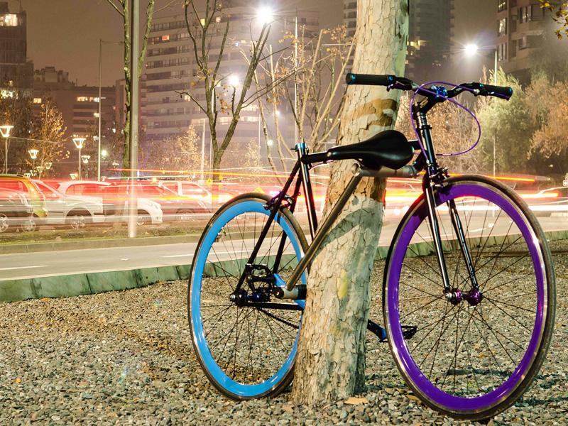 Yerka Project : une solution au vol de vélo ? © DR